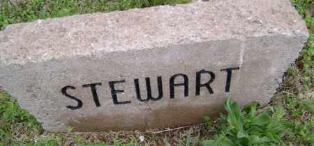 STEWART, UNKNOWN - Washington County, Arkansas | UNKNOWN STEWART - Arkansas Gravestone Photos