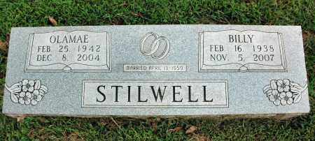 STILWELL, BILLY JACK - Washington County, Arkansas | BILLY JACK STILWELL - Arkansas Gravestone Photos