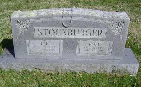 STOCKBURGER, ROSE - Washington County, Arkansas | ROSE STOCKBURGER - Arkansas Gravestone Photos