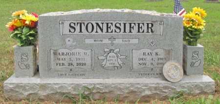 STONESIFER  (VETERAN WWII), RAY K. - Washington County, Arkansas | RAY K. STONESIFER  (VETERAN WWII) - Arkansas Gravestone Photos
