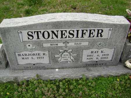STONESIFER, RAY K. - Washington County, Arkansas | RAY K. STONESIFER - Arkansas Gravestone Photos