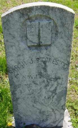 STONESIFER, SARAH J. - Washington County, Arkansas | SARAH J. STONESIFER - Arkansas Gravestone Photos