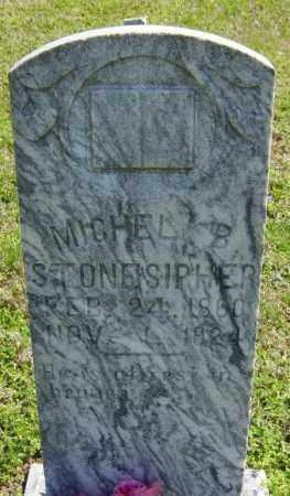 STONESIPHER, MICHEL B. - Washington County, Arkansas   MICHEL B. STONESIPHER - Arkansas Gravestone Photos