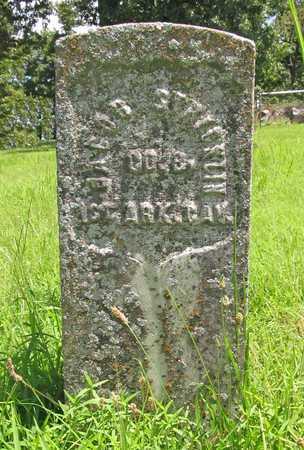 STRICKLIN (VETERAN UNION), JACOB - Washington County, Arkansas | JACOB STRICKLIN (VETERAN UNION) - Arkansas Gravestone Photos