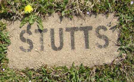 STUTTS, UNKNOWN - Washington County, Arkansas   UNKNOWN STUTTS - Arkansas Gravestone Photos