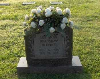SUE ANNA, BLEVINS - Washington County, Arkansas | BLEVINS SUE ANNA - Arkansas Gravestone Photos