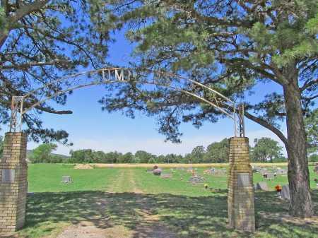 *SUMMERS CEMETERY ENTRANCE,  - Washington County, Arkansas |  *SUMMERS CEMETERY ENTRANCE - Arkansas Gravestone Photos