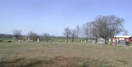 *SUNSET CEMETERY OVERVIEW,  - Washington County, Arkansas    *SUNSET CEMETERY OVERVIEW - Arkansas Gravestone Photos