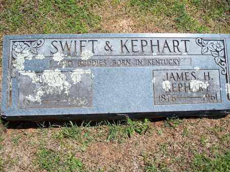 KEPHART, JAMES H. - Washington County, Arkansas | JAMES H. KEPHART - Arkansas Gravestone Photos