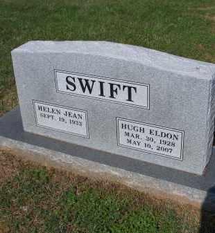 SWIFT (VETERAN KOR), HUGH ELDON - Washington County, Arkansas | HUGH ELDON SWIFT (VETERAN KOR) - Arkansas Gravestone Photos