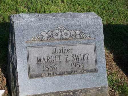 SWIFT, MARGET E. - Washington County, Arkansas | MARGET E. SWIFT - Arkansas Gravestone Photos