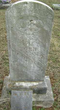 SWIFT, M.S. - Washington County, Arkansas   M.S. SWIFT - Arkansas Gravestone Photos