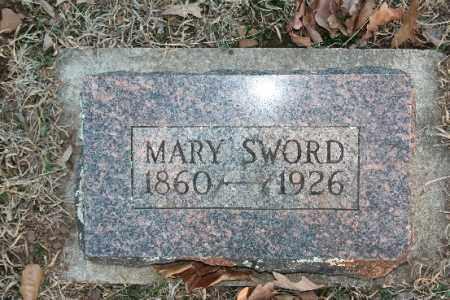 SWORD, MARY - Washington County, Arkansas   MARY SWORD - Arkansas Gravestone Photos
