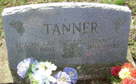 TANNER, TENNIE E. - Washington County, Arkansas   TENNIE E. TANNER - Arkansas Gravestone Photos
