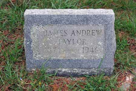 TAYLOR, JAMES ANDREW - Washington County, Arkansas   JAMES ANDREW TAYLOR - Arkansas Gravestone Photos