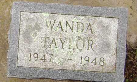 TAYLOR, WANDA - Washington County, Arkansas | WANDA TAYLOR - Arkansas Gravestone Photos