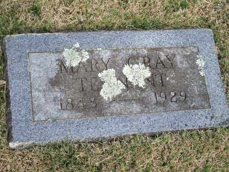 GRAY TENNANT, MARY - Washington County, Arkansas | MARY GRAY TENNANT - Arkansas Gravestone Photos