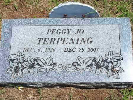 TERPENING, PEGGY JO - Washington County, Arkansas | PEGGY JO TERPENING - Arkansas Gravestone Photos