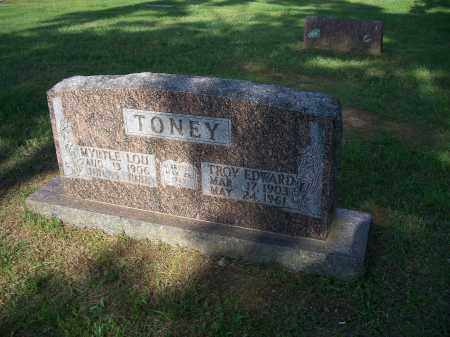 TONEY, MYRTLE LOU - Washington County, Arkansas | MYRTLE LOU TONEY - Arkansas Gravestone Photos