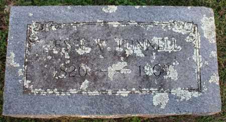 TUNNELL, JESSE W. - Washington County, Arkansas | JESSE W. TUNNELL - Arkansas Gravestone Photos