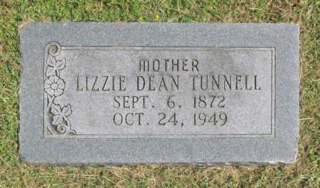 PARKS TUNNELL, LIZZIE DEAN - Washington County, Arkansas | LIZZIE DEAN PARKS TUNNELL - Arkansas Gravestone Photos