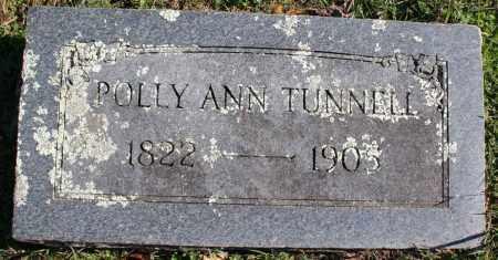 ENGLAND TUNNELL, POLLY ANN - Washington County, Arkansas | POLLY ANN ENGLAND TUNNELL - Arkansas Gravestone Photos