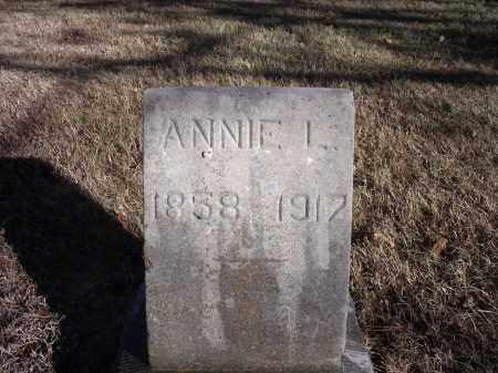 GOFORTH?, ANNIE L. - Washington County, Arkansas | ANNIE L. GOFORTH? - Arkansas Gravestone Photos