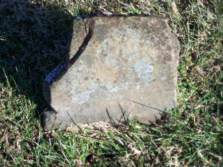 UNKNOWN, FIELD STONE {18} - Washington County, Arkansas | FIELD STONE {18} UNKNOWN - Arkansas Gravestone Photos