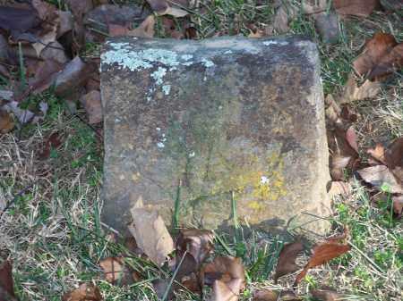 UNKNOWN, FIELD STONE {20} - Washington County, Arkansas   FIELD STONE {20} UNKNOWN - Arkansas Gravestone Photos