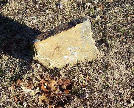 UNKNOWN, FIELD STONE - Washington County, Arkansas | FIELD STONE UNKNOWN - Arkansas Gravestone Photos