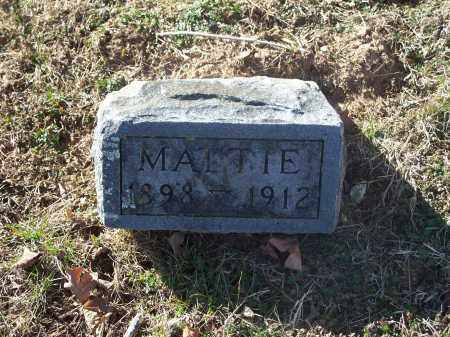 BEAVER, MATTIE - Washington County, Arkansas | MATTIE BEAVER - Arkansas Gravestone Photos