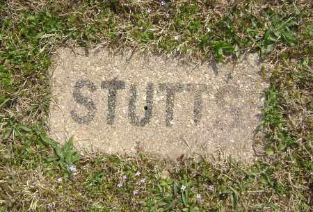 STUTTS, UNKNOWN - Washington County, Arkansas | UNKNOWN STUTTS - Arkansas Gravestone Photos