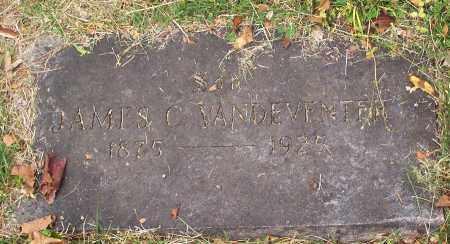VANDEVENTER, JAMES C. - Washington County, Arkansas   JAMES C. VANDEVENTER - Arkansas Gravestone Photos