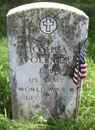 VOLLMER (VETERAN WWII), JOSHUA - Washington County, Arkansas   JOSHUA VOLLMER (VETERAN WWII) - Arkansas Gravestone Photos