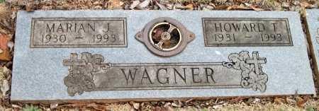 WAGNER, HOWARD T - Washington County, Arkansas | HOWARD T WAGNER - Arkansas Gravestone Photos