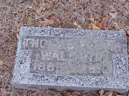 WALDRIP, THOMAS - Washington County, Arkansas | THOMAS WALDRIP - Arkansas Gravestone Photos