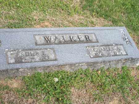 HUGHES WALKER, ESTHER ETTA - Washington County, Arkansas | ESTHER ETTA HUGHES WALKER - Arkansas Gravestone Photos