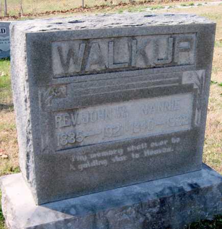 WALKUP, JOHN W. REV - Washington County, Arkansas   JOHN W. REV WALKUP - Arkansas Gravestone Photos