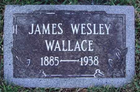 WALLACE, JAMES WESLEY - Washington County, Arkansas   JAMES WESLEY WALLACE - Arkansas Gravestone Photos