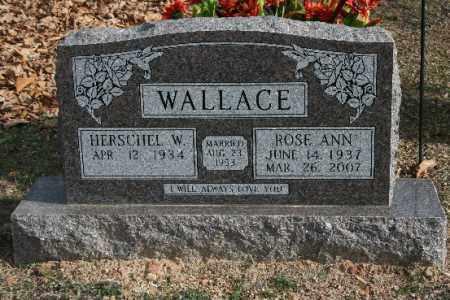TUCKER WALLACE, ROSE ANN - Washington County, Arkansas | ROSE ANN TUCKER WALLACE - Arkansas Gravestone Photos