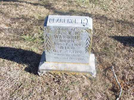 WARDRIP, CLARENCE M. - Washington County, Arkansas | CLARENCE M. WARDRIP - Arkansas Gravestone Photos