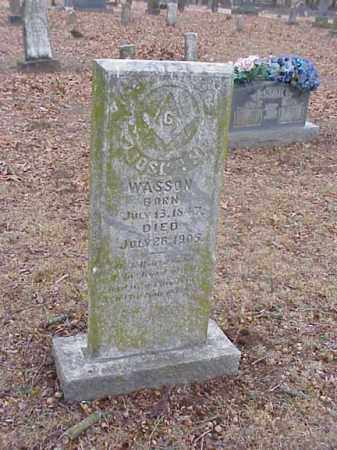 WASSON, JOSEPH - Washington County, Arkansas | JOSEPH WASSON - Arkansas Gravestone Photos