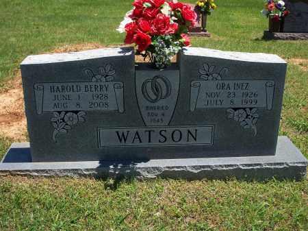 HAMBLEN WATSON, ORA INEZ - Washington County, Arkansas | ORA INEZ HAMBLEN WATSON - Arkansas Gravestone Photos