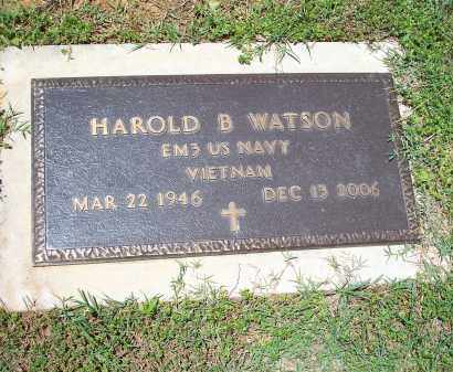 WATSON (VETERAN VIET), HAROLD BERRY JR - Washington County, Arkansas | HAROLD BERRY JR WATSON (VETERAN VIET) - Arkansas Gravestone Photos