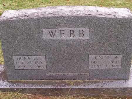 WEBB, DORA LEE - Washington County, Arkansas | DORA LEE WEBB - Arkansas Gravestone Photos