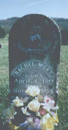 WEST, RACHEL - Washington County, Arkansas | RACHEL WEST - Arkansas Gravestone Photos