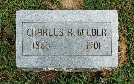 WILBER, CHARLES R. - Washington County, Arkansas | CHARLES R. WILBER - Arkansas Gravestone Photos