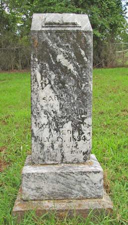 WILLBURN, SARAH F - Washington County, Arkansas | SARAH F WILLBURN - Arkansas Gravestone Photos
