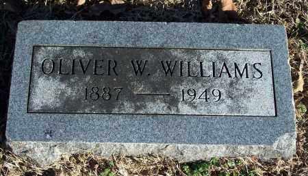 WILLIAMS, OLIVER W. - Washington County, Arkansas   OLIVER W. WILLIAMS - Arkansas Gravestone Photos