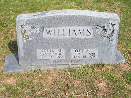 GRAUE WILLIAMS, JULIA MAE - Washington County, Arkansas | JULIA MAE GRAUE WILLIAMS - Arkansas Gravestone Photos